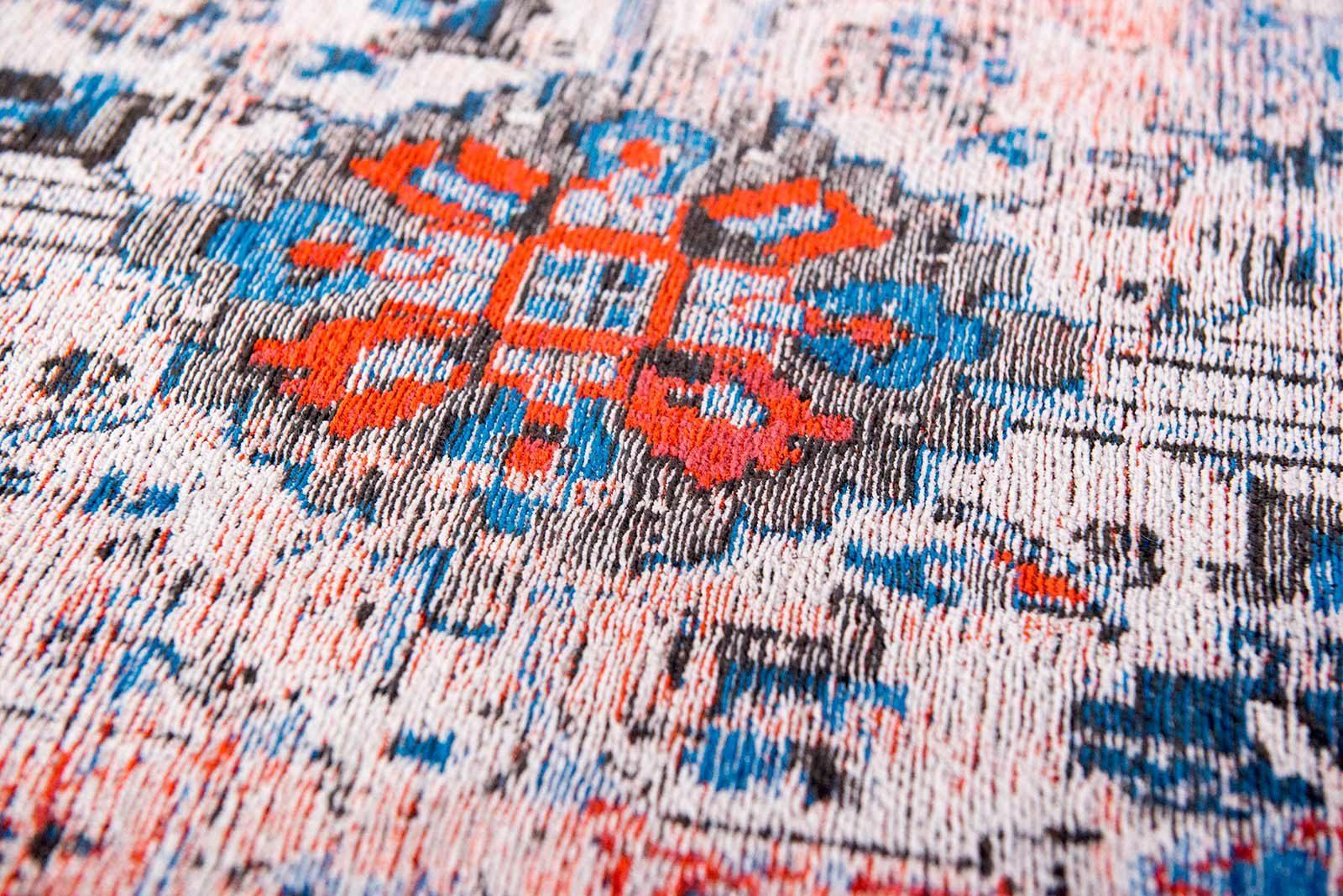 tapis Louis De Poortere LX8703 Antiquarian Antique Heriz Classic Brick zoom 2