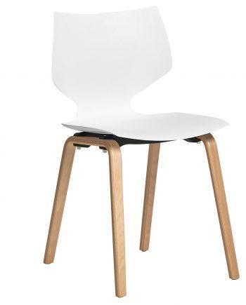 chaise Casandra Barbara 962 white 1