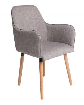 fauteuil Casandra Dalmatia 643 grey 1